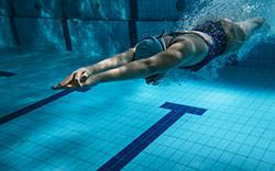 piscine salle de sport