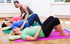 упражнения femme enceinte